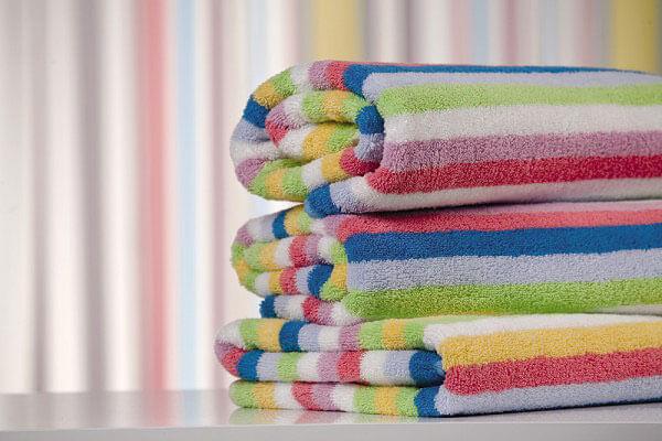 Conoce los tipos de toallas #Infografía