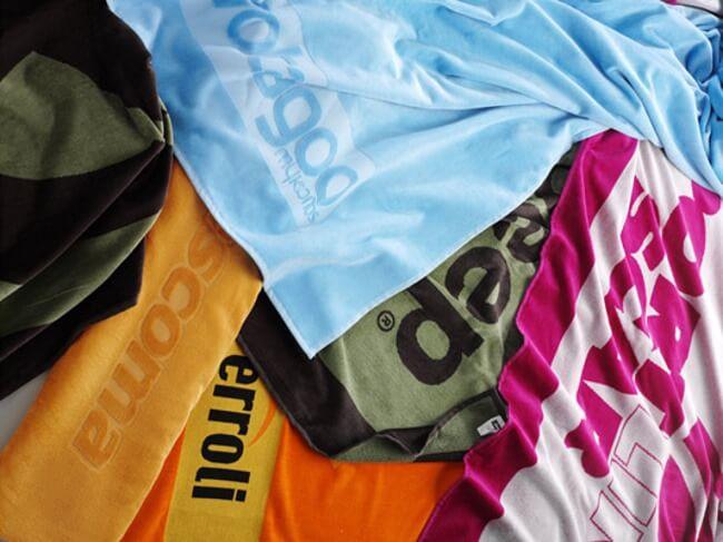 Ideas para promocionar tu marca con toallas personalizadas