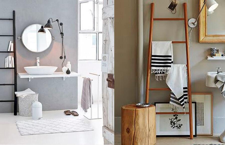 Ideas para hacer tu propio toallero - Toalleros de pared ...
