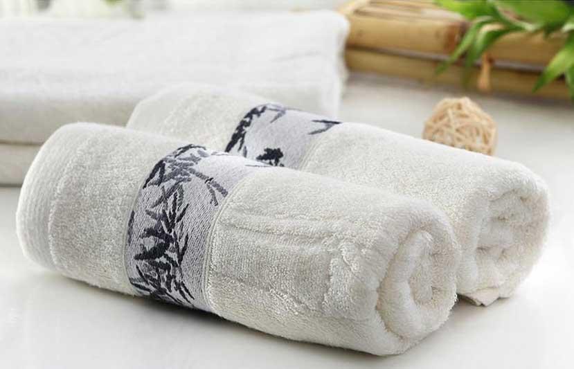 El bambú como material en las toallas