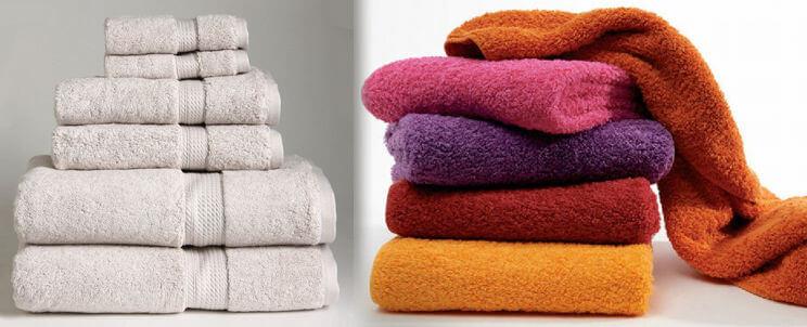 Tipos de telas para toallas - Toallas de algodon ...
