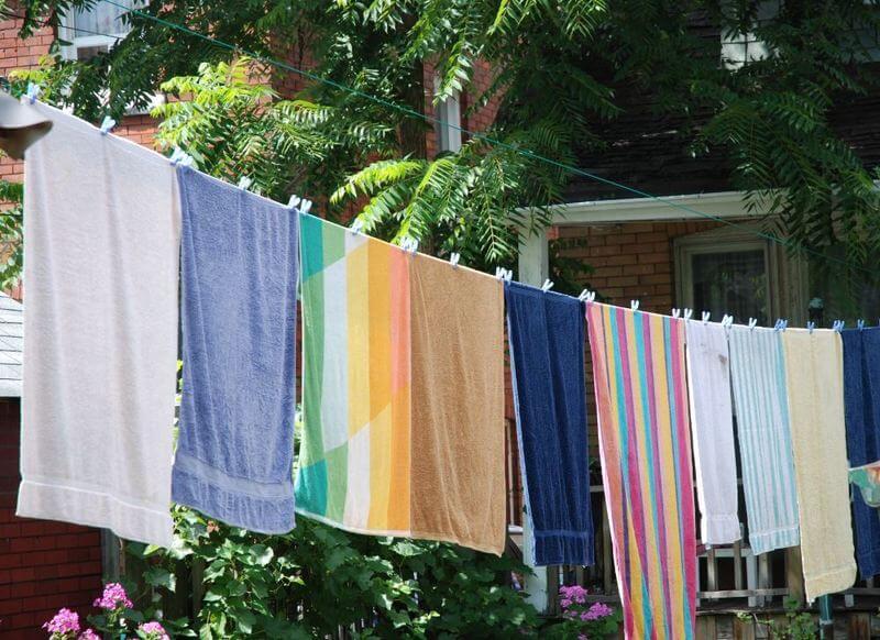 ¿Cuántas veces puedes usar una toalla antes de tener que lavarla?