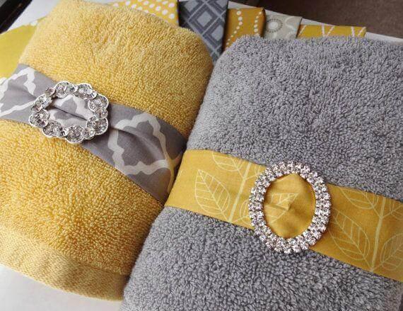 4 trucos para comprar las mejores toallas #infografía