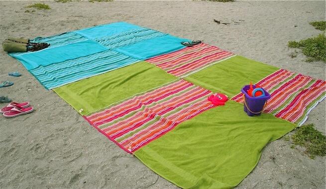 Distintos usos que puedes darle a las toallas