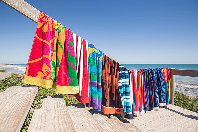 Guía para cuidar las toallas de playa