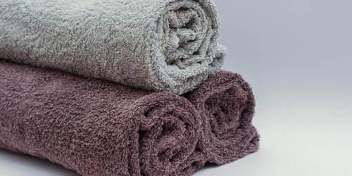Tipos de toallas de casa que debes tener