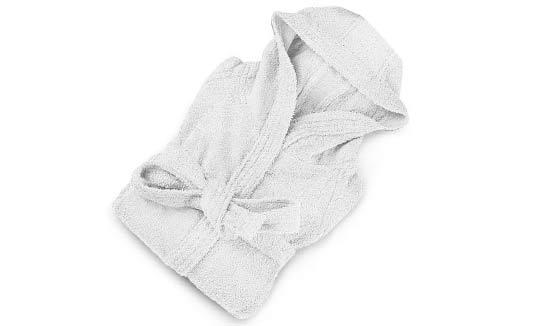 Albornoz-capucha-blanco
