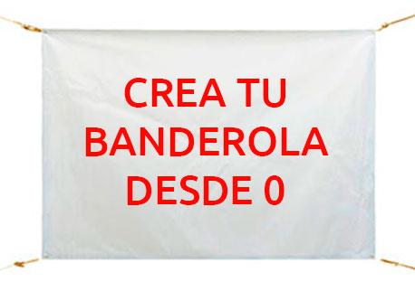 Crea tu banderola desde 0
