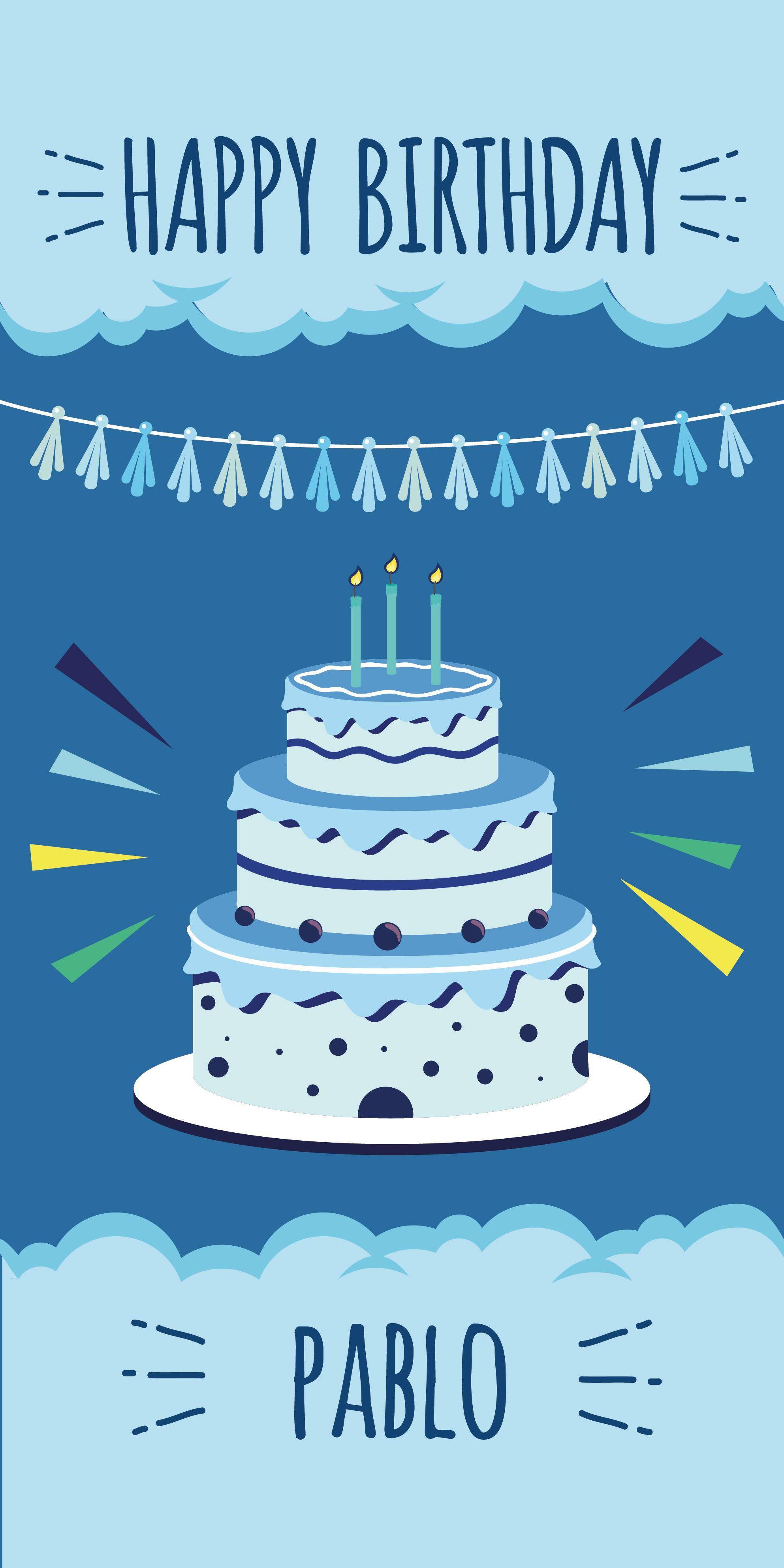 Cumpleaños Feliz 3