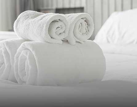 Toallas para Hoteles y Hostelería Personalizadas
