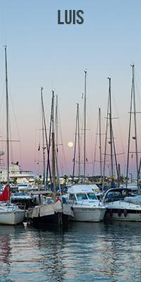 Ibiza-Puerto y Luna